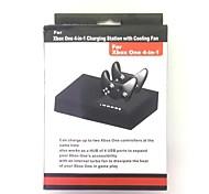 Xbox Uno - # - KJH Xbox one-12 - Novedad / Recargable / Puerto USB - Metal / ABS - USB - Ventilador y Soportes -