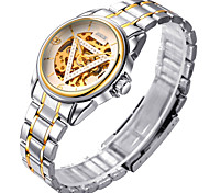 Men's Watch Automatic Hollow Automatic Foreign Trade Business Gifts Waterproof Watch Cool Watch Unique Watch