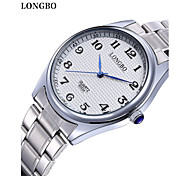 LONGBO Lover's Quartz Watches 2015 Fashion Women Watch & Wen Watch Luxury Brands For Business
