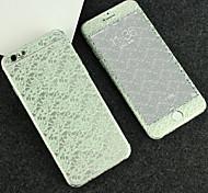 lacer autocollant Film de protection complet du corps pour iPhone 6s 6 plus / iphone plus (couleurs assorties)