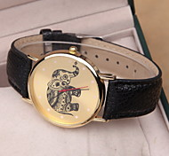 Ladies Watch Leisure Fashion Women Watch Students Wrist Watch Elephant Quartz Watch Unisex Watch For A Gift Cool Watches Unique Watches