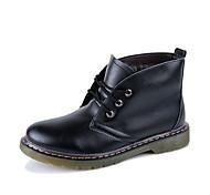 Sapatos Masculinos Botas Preto / Marrom / Vinho Couro Ar-Livre / Casual / Para Esporte