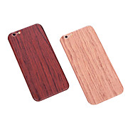 Wood Grain Full Body Protector Film Sticker for iPhone 5/5S(Assorted Colors)