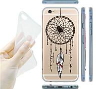 maycari®catching Träume transparente TPU Tasche für iPhone 6 / iphone 6s