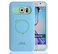 Für Samsung Galaxy Note Muster Hülle Rückseitenabdeckung Hülle Einheitliche Farbe PC Samsung Note 4 / Note 3