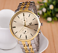Men's  Watch New Gold Men Simple Watch