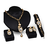 The New European Jewelry Set