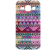Tribal Symbols Pattern PC Hard Back Cover Case for Samsung Galaxy J1/G530/G360/G386f