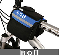 2015 Newest 4 Inch Outdoor Sport Top Cycling Bike Bicycle Frame Pannier Front Top Bag Outdoor