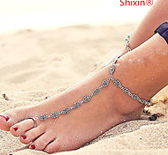 Alloy Anklet Daily/Casual 1pc