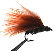 N/A Moscas 0.1g g 12 pcs 30MM*34MM*1MM Pesca Voadora