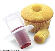 Furo do bolo fabricante de bolo Creme Decoração Criador