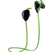 naeny®s6plus SweatProof fones de ouvido Bluetooth v4.0 com microfone&estéreo para fone de ouvido fones de ouvido correndo esportes