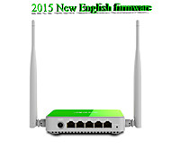 WiFi Router tenda 300mbps routerqos firmware F318 wi fi router segnale 11b / g / n ripetitore