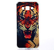 Fierce Tooth Pattern TPU Soft Case for Samsung Galaxy A8