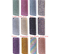 4 / 4s de luxe bling autocollant Film de protection complet du corps pour iPhone (couleurs assorties)