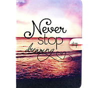 Dream-Seeker Pattern PU Leather Wallet Soft TPU Case Cover For Samsung Galaxy Tab 4 10.1/ Tab 3 Lite/Tab 4 7.0/Tab A 8.0
