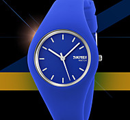 Men Watch Unisex Skmei Sports Watch Silicone Band Wrist Watch Relogio Masculino (Assorted Colors)