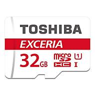 originais Toshiba microsdhc 32gb exceria UHS-1 cartão de memória 48m / s