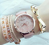Watch Women Daisy Hollow Quartz Wrist Watch