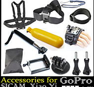 Accessori GoPro Con bretelle / Custodia con cinturino a strappo / Accessori Kit Impermeabile / Galleggiante, Per-Action cam,Gopro Hero 2