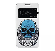 2015 Newest Window Flip Case Stand Colored Drawing Fashion Pu Mobile Phone Shell Men And Women for Samsung A3