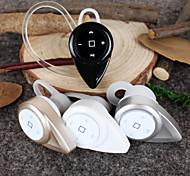 Mini auricular bluetooth auriculares inalámbricos con micrófono deporte manos libres móvil auricular para Samsung (color clasificado)