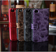 Brown Snake Pattern Phone Cover for Iphone4s