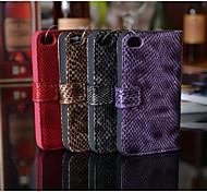 braune Schlange Muster Telefonabdeckung für iphone4s