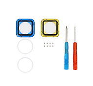 Gopro Accessories Wrenches / Screen Protectors For Gopro Hero 4 Session All in One Glass N/A
