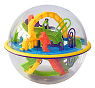 New 3D Magic Intellect Maze Ball 158 Level Kids Children Balance Logic Ability Puzzle Game Educational Training Tools