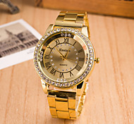 Women's Watch Rome Digital Alloy Diamond Watches