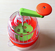 Multifunctional Hand Rotating Screw Shredder