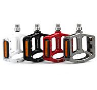 Pedais ( Preta / Vermelho / Branco / Cinzento Claro , liga de alumínio / Cr-Mo ) - ParaCiclismo/Moto / Bicicleta De Montanha / Bicicleta
