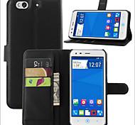 o suporte a cartões de relevo para a protecção de lâmina a ZTE A ZTE S6 além de telefone móvel