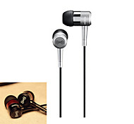 100% Original B&B HiFi In-ear Headphone Sport fashion Bass stereo Headset Noise Isolation Metal earphone for Samsung S6