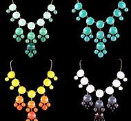 Fashion Jewelry Chain Pendant Choker Necklace