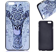 Painted PC Phone Case for iphone 6 plus