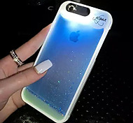 LADY®Luxurious/Elegant/Personality Luminuse Case for iphone 5/5s(4.0 inch), More Colors Available
