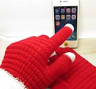 Touch-Screen-Handschuhe Damen Mens verwenden Gerät während Händen cosyan warm (gelegentliche Farbe)