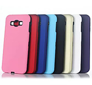 TPU and PC Combo Bracket Cell Phone Case for  Samsung A8 (Assorted Colors)