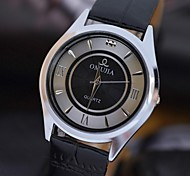L.WEST Men's Waterproof Pointer Watch Wrist Watch Cool Watch Unique Watch