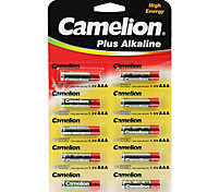 Camelion Plus Alkaline Primary Batteries Size AAA (10pcs)