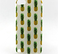 Pineapple Painting Pattern TPU Soft Case for iPod Touch 5