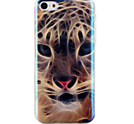 Tiger Pattern Blu-ray  IMD Cell Phone Case for  iPhone 5C