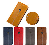 T Character PU Leather Cover for iPhone 4/4S