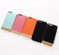 Two-in-One PC Fashion  New Style  Assemble Mobile phone Case for iPhone 6S/6 Assorted Color