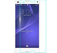 ipush último protector de pantalla de absorción de choque para sony xperia mini-z3