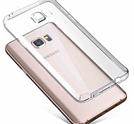 Transparent Silicone Back Cover for Samsung Galaxy NOTE5  N9200