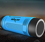 ZEALOT Wireless Waterproof Bluetooth Speaker with Sport  Power bank  Sport Speaker Zealot S1 for iphone 6S Samsung